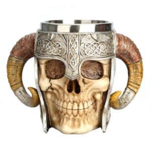 Кружка-череп с алиэкспресс