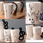 Кружка музыкальная