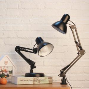 светильник с прищепкой