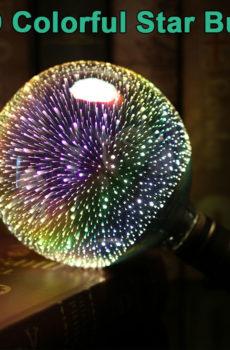 Необычная лампочка