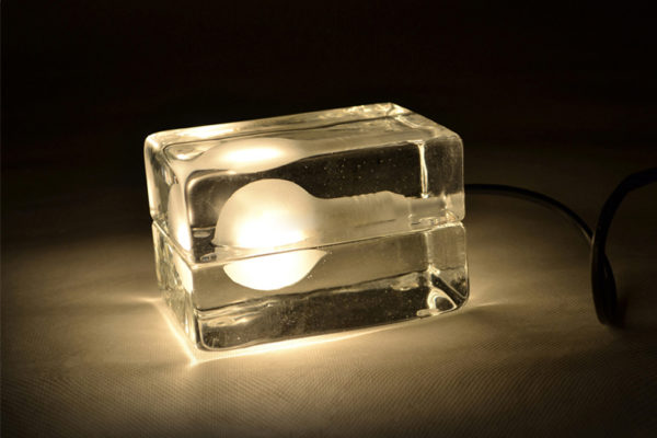 Светильник виде льда с Алиэкспресса