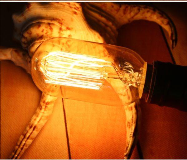 Ретро лампы с Алиэкспресса