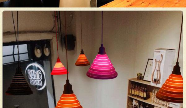Светильник дизайн