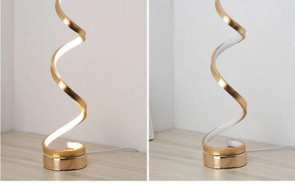 Лампа с Алиэкспресса