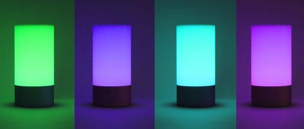 Сенсорный светильник