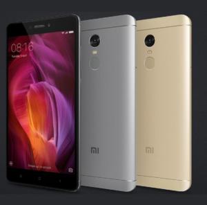 Xiaomi Redmi Note 4 смартфон