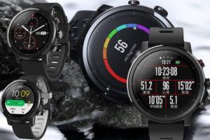 Смарт часы Stratos от Xiaomi