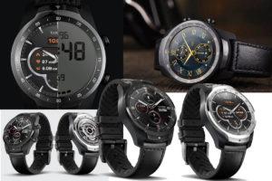 Элитные смарт-часы Ticwatch