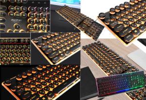 клавиатуры с алиэкспресс