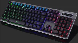 Клавиатура на аккумуляторе