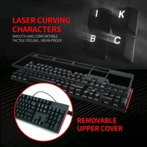 Качественная клавиатура с алиэкспресс