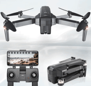 Квадрокоптер с GPS и Wi-FI