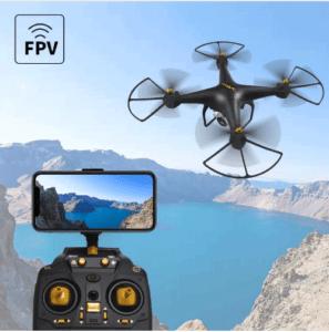 Квадрокоптер для видео