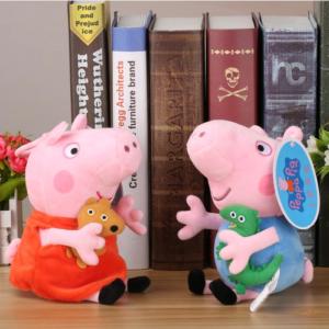 Свинка Пеппа игрушка с алиэкспресс