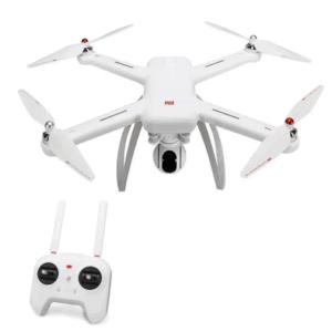 Квадрокоптер с 4k для аэросъемки