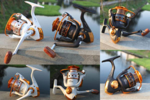 Рыболовная катушки Yumoshi