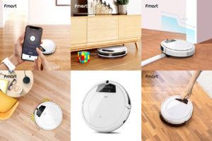 Робот-пылесос Fmart с алиэкспресс