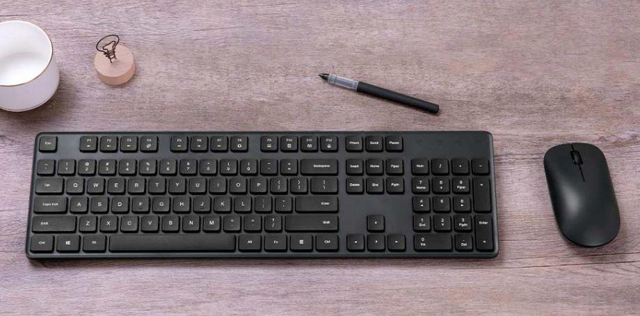 Беспроводная клавиатура Ксяоми