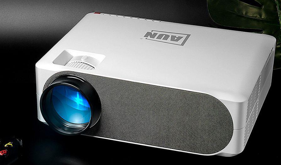проектор AUN с алиэкспресс