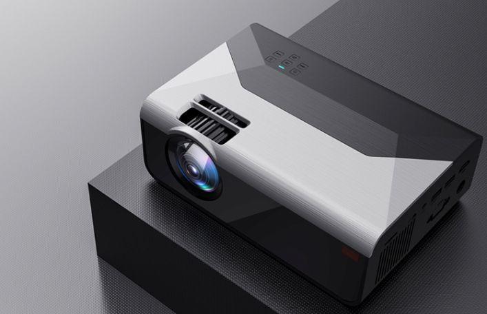 Бюджетный проектор с алиэкспресс