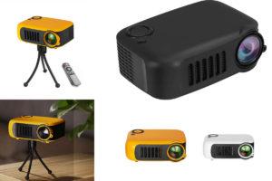 Портативный проектор с wifi