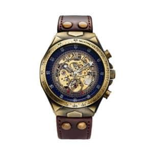 Мужские стимпанк часы