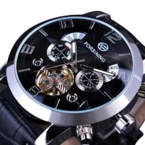 Брутальные часы с алиэкспресс