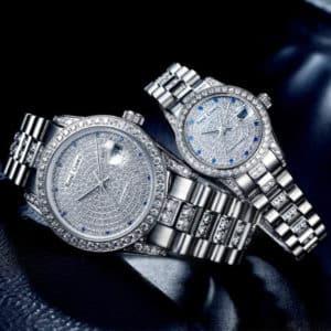 Часы подарок для влюблённых