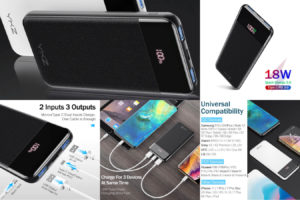 Powerbank Quick Charge aliexpress