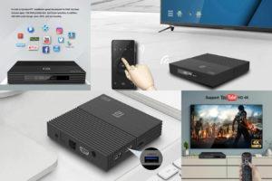 4K Smart tv Box с алиэкспресс