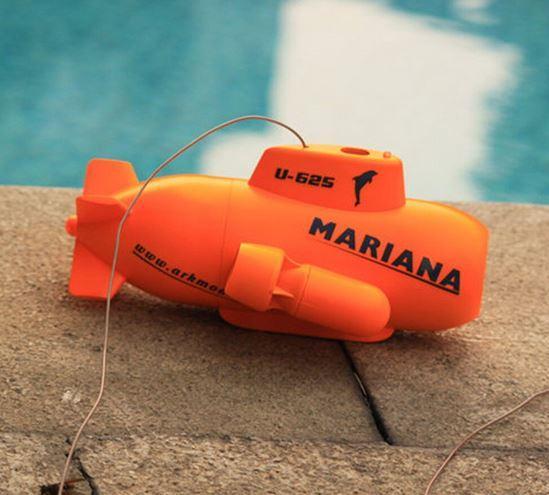 Подводный мини-дрон thorrobotic