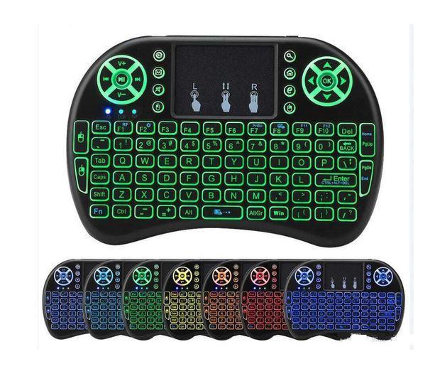 Беспроводная клавиатура WooYi i8