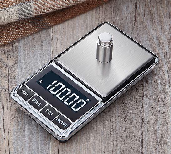 точные ювелирные весы
