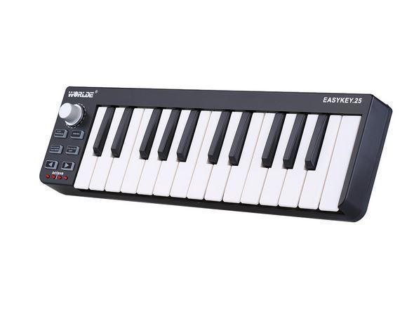 миди клавиатура WORLDE Easykey.25