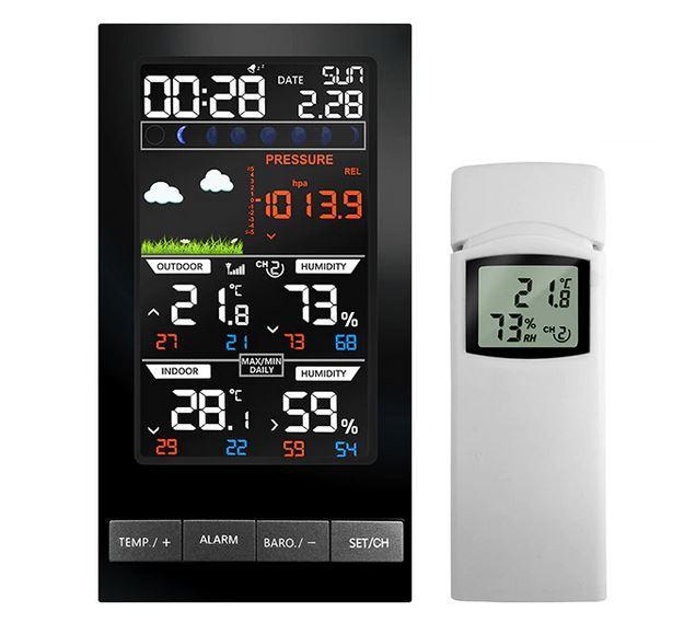 Уличный термометр Zeneja