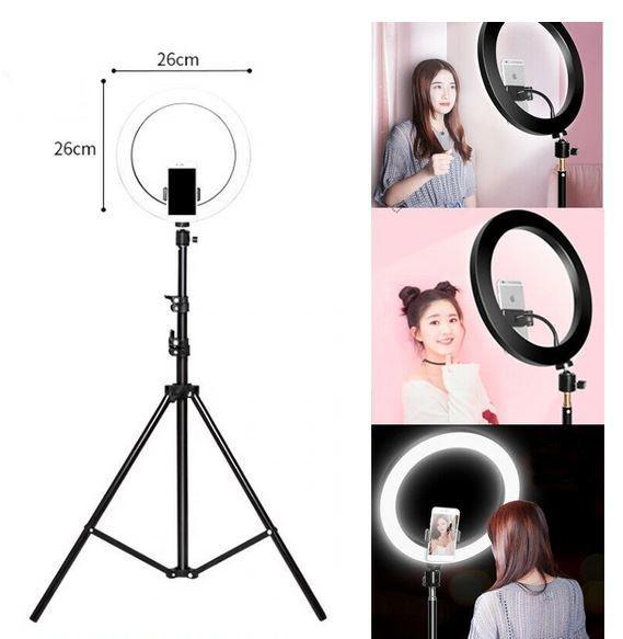 Lozzol cветодиодная кольцевая лампа