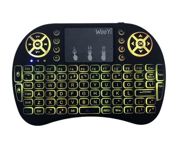 Беспроводная практичная мини-клавиатура