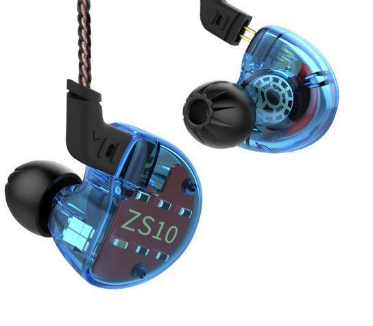 Наушники KZ ZS10
