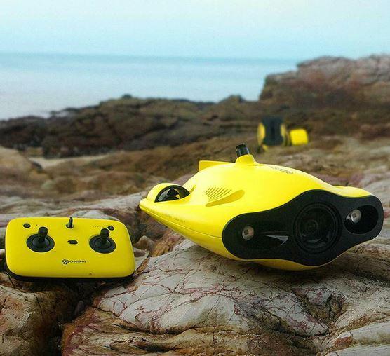 Мини подводный дрон gladius mini