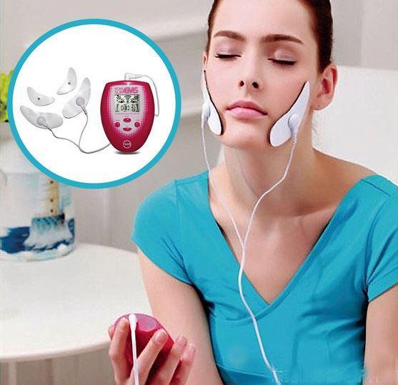 Уникальный электрический массажер для лица