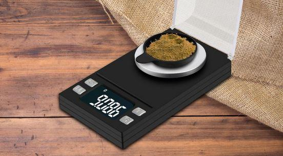 Yieryi - цифровые весы