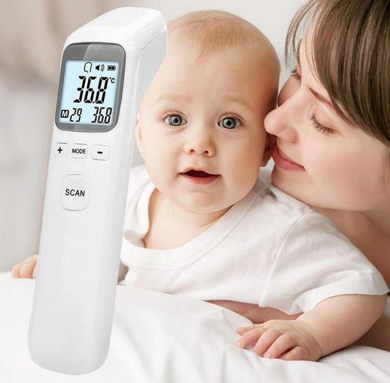 Thermometer – инфракрасный медицинский термометр с алиэкспресс
