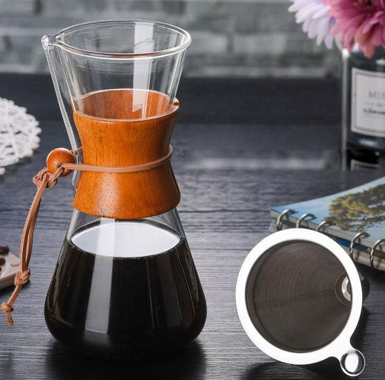 Капельная кофеварка с сайта Алиекспресс