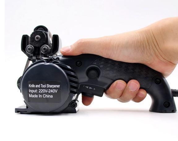 Lihuachen DDMDJ - электрическая точилка для ножей