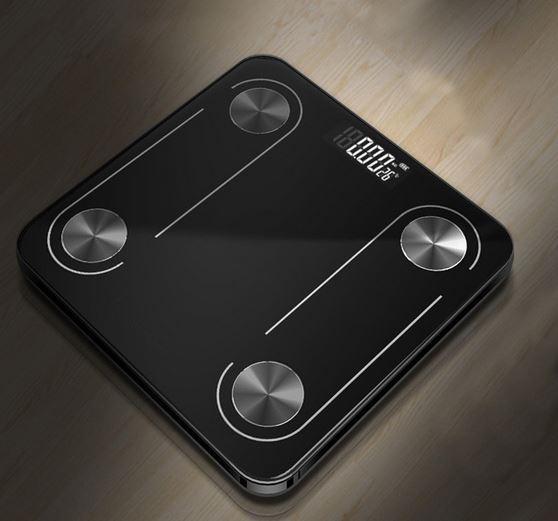 Умные напольные весы с Bluetooth