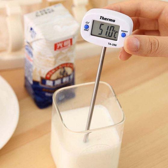 электронный кухонный термометр со щупом