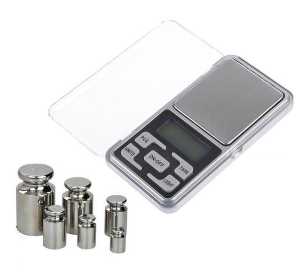 Tools - карманные компактные весы