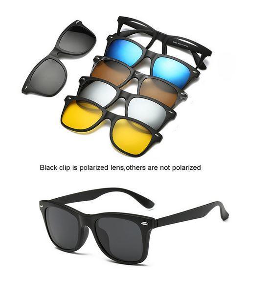 солнцезащитные очки Samjune 5 lens