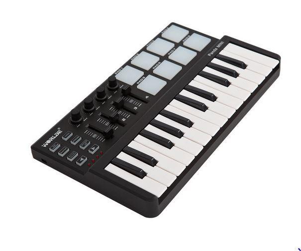 Миди клавиатура WORLDE Panda mini