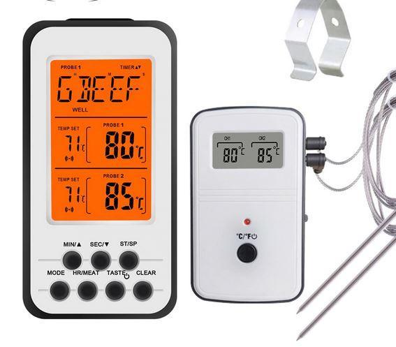 кухонный термометр с выносным щупом